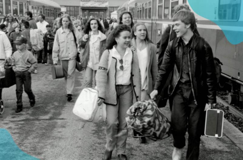 Minns du Jakobstad 1993?