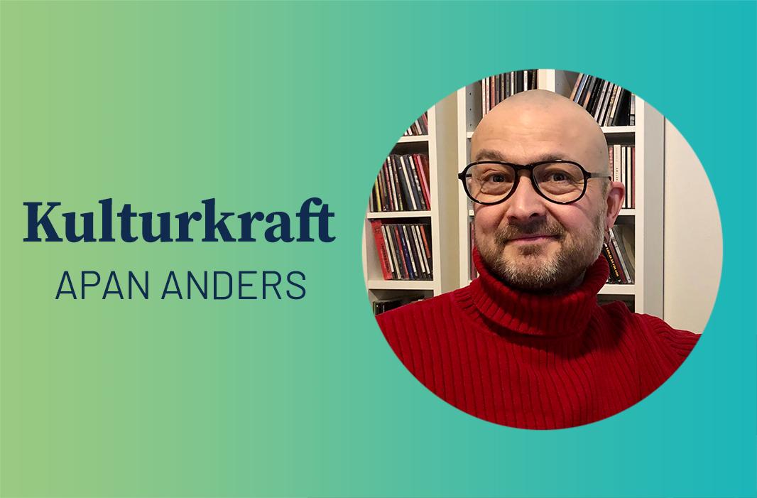 Kulturkraft – Apan Anders